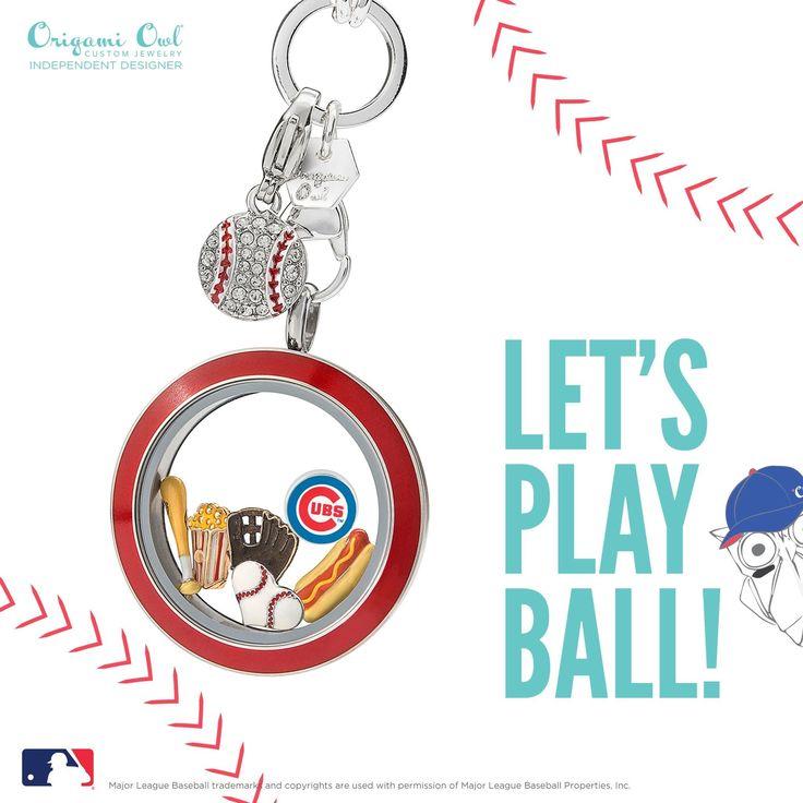 Do you miss baseball season already?  I do!!  www.charmingsusie.origamiowl.com
