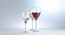Vinao - dokonale elegantní sklenice na tenké stopce