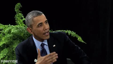 President Barack Obama sits Between Two Ferns with Zach Galifianakis for his most memorable interview yet. [VIDEO]