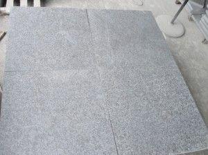 G684 Flamed Granite for Tile Slab Flooring Wall Caldding on Made-in-China.com