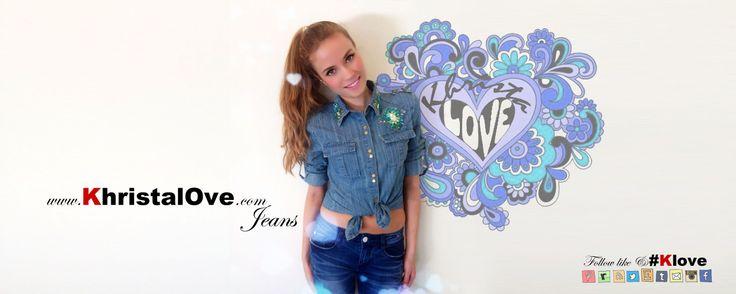 KhristalOve Jeans