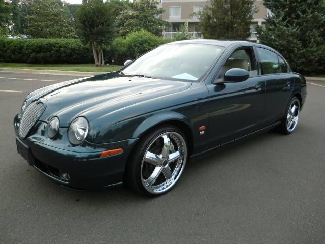 My 2003 Jaguar S Type R