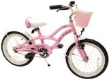 bike*star 40.6cm (16 Inch) Kids Children Girls Bike Bicycle Cruiser - Colour Pink - #kidsstuff #kids #toys #games #toysandgames #boys #girls -   16 inch Girl's Cruiser Bike Age recommendation: starting from approx. 3-5 years The hottest style for 201