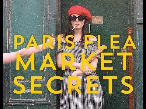 A Guide to Unknown Paris - Flea Market Secrets - Episode 1 - YouTube