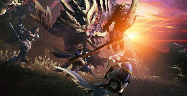 Monster Hunter Rise Un Lungo Filmato Di Gameplay Per Nintendo Switch Dal Tgs 2020 Monster Hunter Monster Hunter World Monster Hunter Series