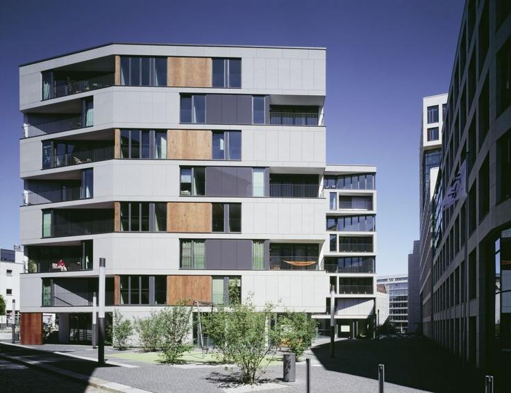 carsten roth architekt RESIDENCE BRAHMSQUARTIER Facade