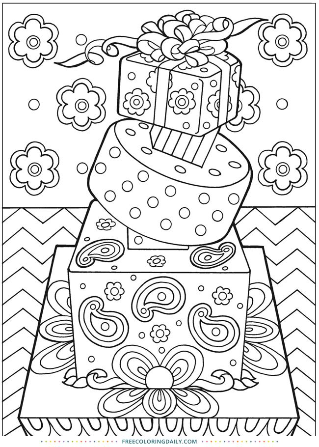 free coloring pages of t cake blank birthday cake coloring page ...   910x650