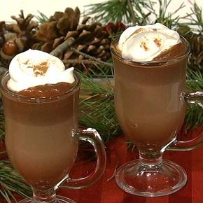 Carla Hall's Hot Chocolate #thechew