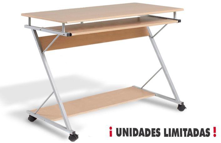 M s de 1000 ideas sobre mesas de ordenador en pinterest for Mesas de ordenador pequenas