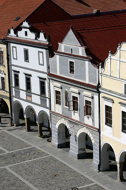Třeboň, Czech Republic – náměstí
