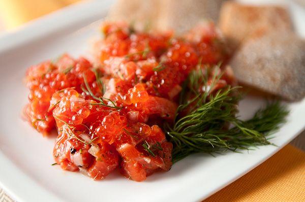 Salmon Tartare | Recipe | Salmon, Salmon tartare and Recipe