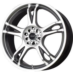 MB Wheels Lovan  Finish: ANTHRACITE