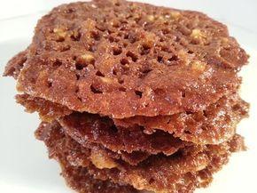 Heerlijke Paleo kletskoppen, een Oudhollandse lekkernij. Glutenvrij, makkelijk om te maken in een half uurtje al klaar en heerlijk van smaak!