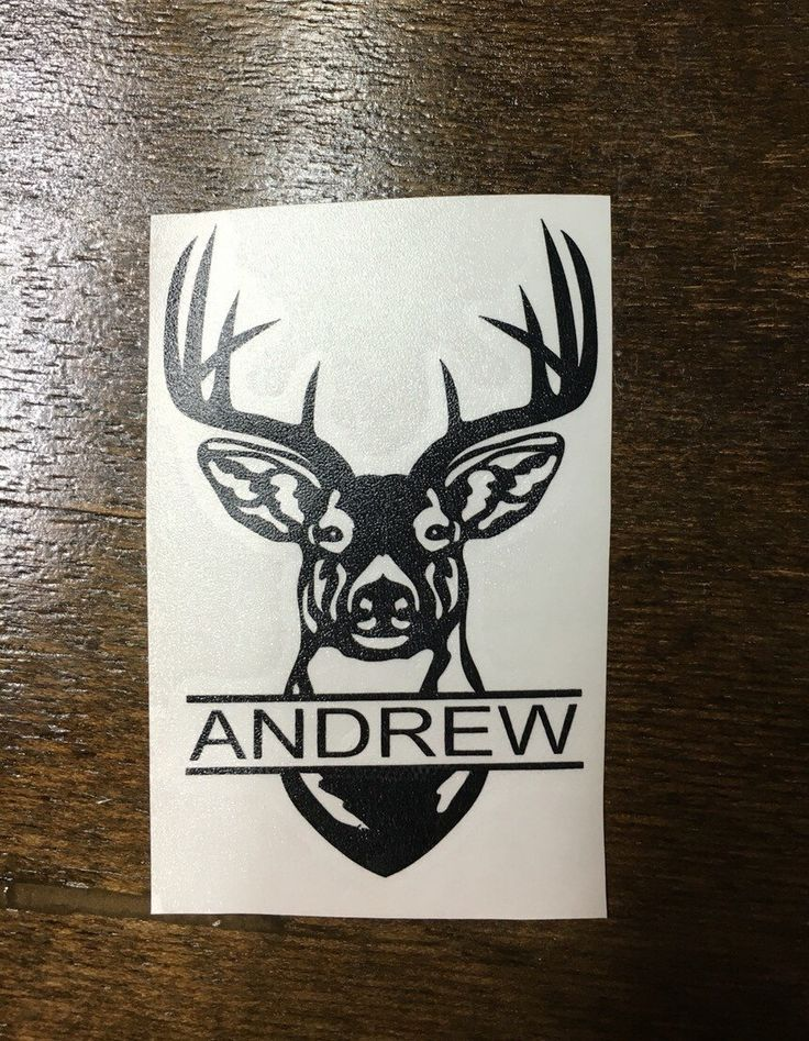 179 best images about for sale on pinterest monogram for Deer mural decal