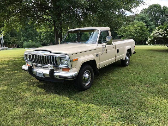 Classic 1985 Jeep J10 For Sale 2234032 10 000 Pleasant View