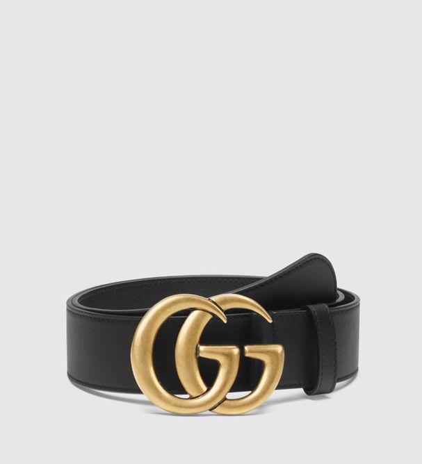 Ceinture à logo de Gucci