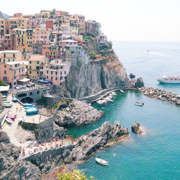 5 towns in 3 days, Cinque Terre - Part II (Corniglia, Manarola, Riomaggiore)