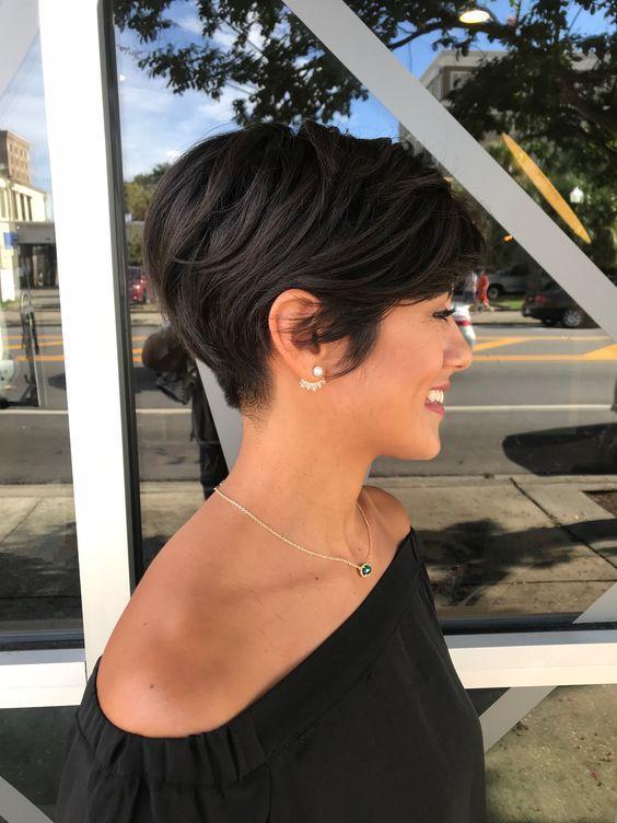 Fashion Short Haircuts For Women 's Last Stimulus in diesem Sommer - Dazhimen # shor ...    #39s #Dazhimen #diesem #Fashion #haircuts