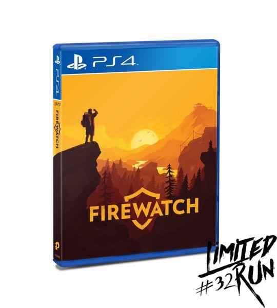 Limited Run #32: Firewatch (PS4)