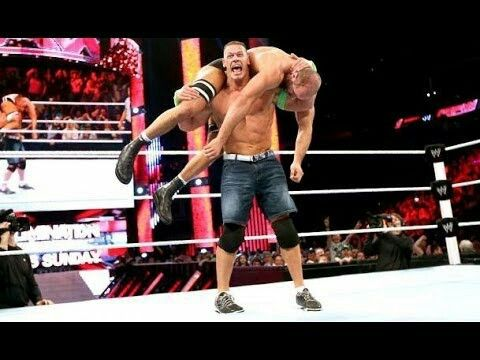 """"""" WWE MONDAY NIGHT RAW """" ... HAD A LOT OF GREAT MATCHES !!!/ BUT ( 1 ) ONE OUT SHINE THEM ALL : JOHN CENA ( UNITED STATES CHAMPION ) AND SUPERSTAR CESARO !!!"""
