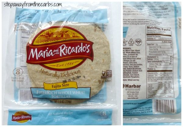 A comparison of six low carb tortillas, listing size, net carbs, taste, and where to buy.