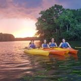Kayak Tours and Kayak Fishing in Myrtle Beach, South Carolina