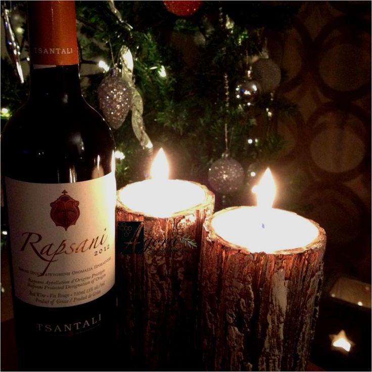 #rapsani #greek  #red #wine #winelovers +TSANTALI WINES #glasgow #scotland #candles #christmas #christmastree #christmas2015 #christmasgifts #christmascountdown #agoramoments http://agoragreekdelicacies.co.uk/online-shop/4570272291/Wines/