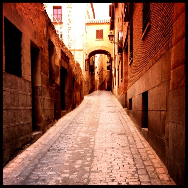 Calle de El Angel.