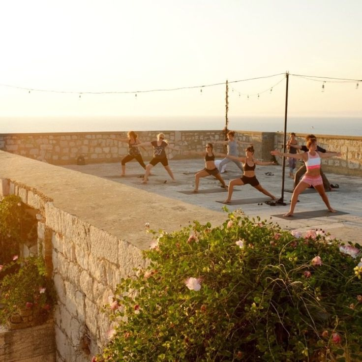 Yoga and Hill Walking Retreat in Spain