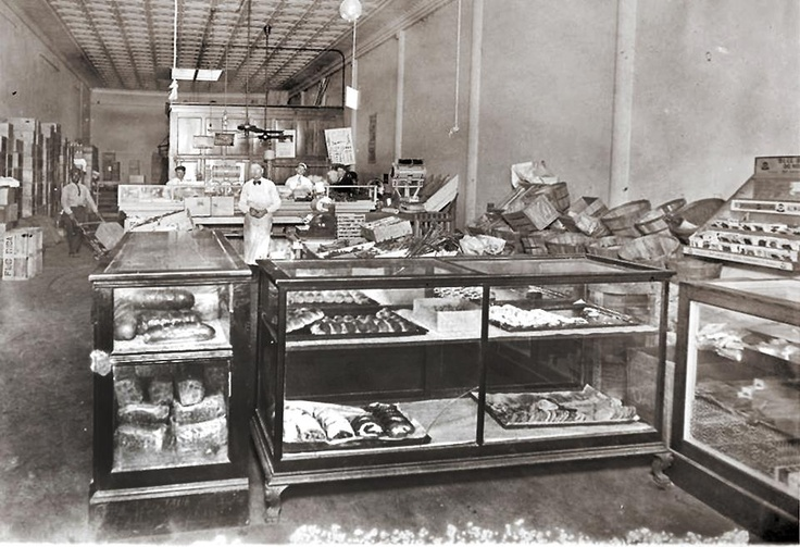 grocery store in Arlington in the 1920s | TEXAS! | Pinterest