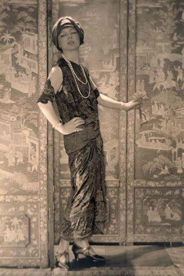 История красоты - Барон де Мейер – «Дебюсси фотографии».