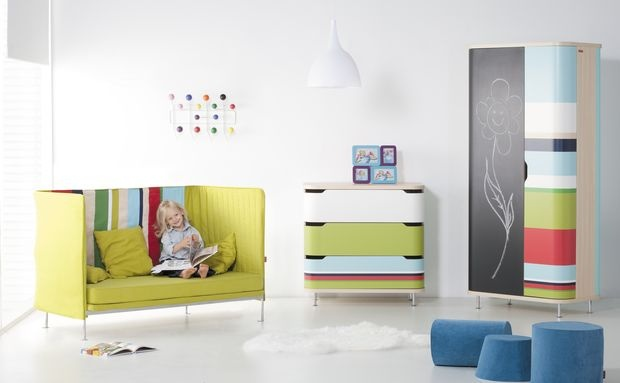 Must Have, Meble Vox, PookPook - meble dzieciece children furniture, 01, LodzDesign2011, Polish design, polski dizajn, polskie wzornictwo, made in Poland. Pinned by #AdrianWerner