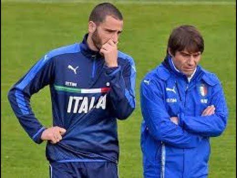 Chelsea News: Antonio Conte to make 48.3m bid for Leonardo Bonucci agent in London