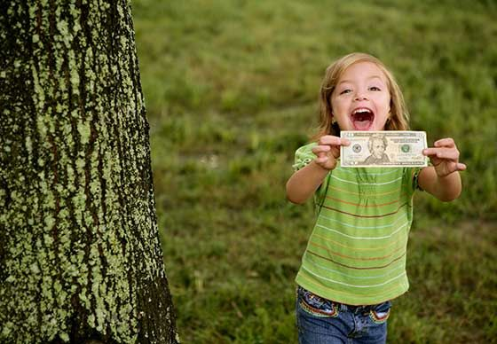 How to Raise Rich - but Not Spoiled - Kids