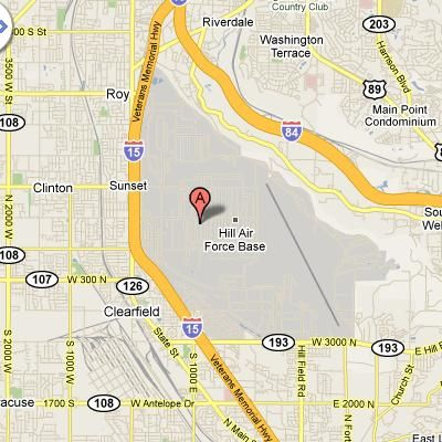 List Of Us Air Force Bases And Installations Travis In Utah - Map-of-air-force-bases-in-us