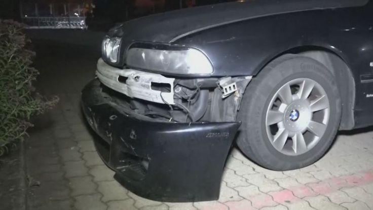 In Einkaufswagen gekracht: 15-Jähriger baut Autounfall mit 1,6 Promille im Blut