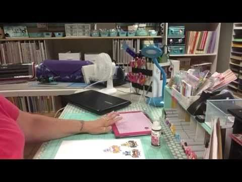 Why I love the Misti stamping tool !! - YouTube