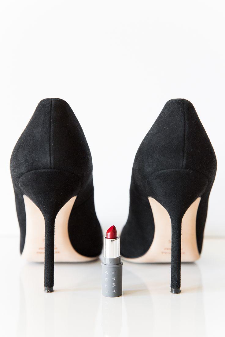 High Heels, Small Lipstick
