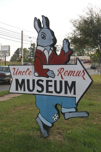 Uncle Remus Museum, Eatonton, Ga