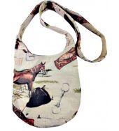 Tapestry Shoulder Bag