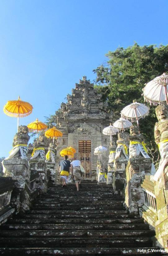 I #templi balinesi di Camilla