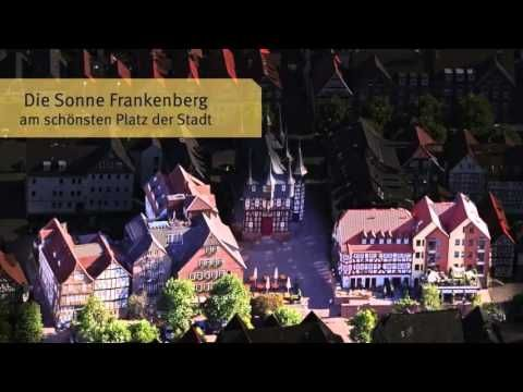 Hotel Die Sonne Frankenberg - Frankenberg - Visit http://germanhotelstv.com/sonne-frankenberg This 4-star superior hotel is in the heart of Frankenbergs historic Old Town district. It offers free WiFi an Oriental-style spa and 3 restaurants offering fine cuisine from around the world. -http://youtu.be/E6JjbnDEON0
