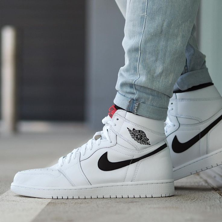 Air Jordan 1 Retro High OG Yin Yang (White)