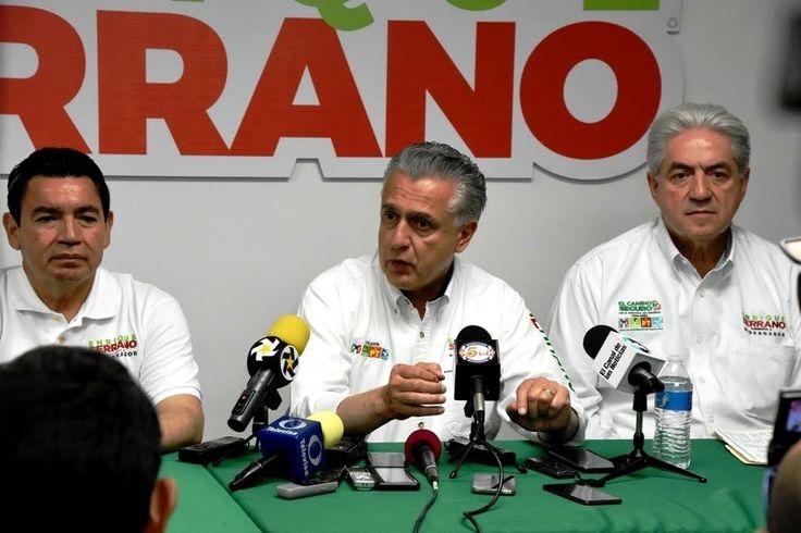 En mi gobierno Chihuahua tendrá un mayor crecimiento económico y social: Enrique Serrano | El Puntero