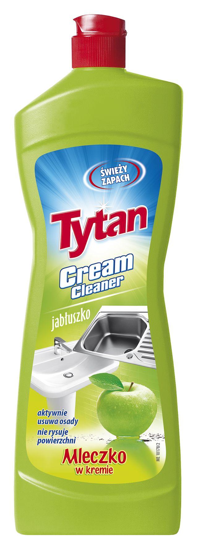 Tytan Cream Cleaner Apple