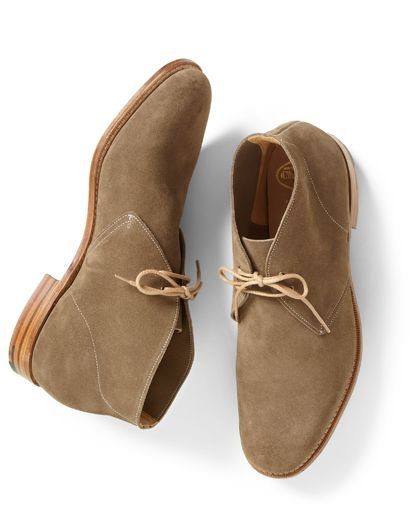 Church's Sahara Suede Chukka Boots