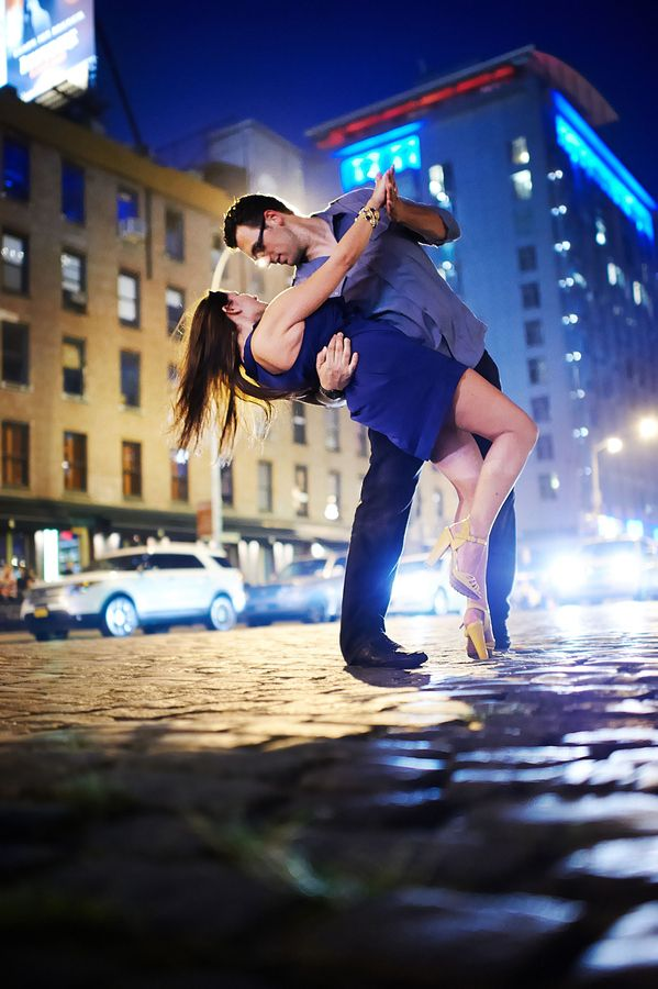 Nikon D3S  Lens 35mm f/1.4  Focal Length 35mm  Shutter Speed 1/50 sec  Aperture f/1.4  ISO/Film 3200  Category People  Ryan BrenizerDance Poses, Engagement Ideas, Inspiration, Couples Dance Photography, Night Photography, Anniversaries Photos, Engagement Shots, Night Couples Photography, Photography Couples Street