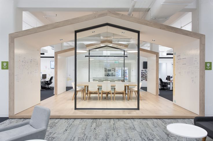 25 best creative offices images on pinterest corporate for Zendesk office design