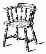 22 best Captains Chair images on Pinterest Chairs Chair redo