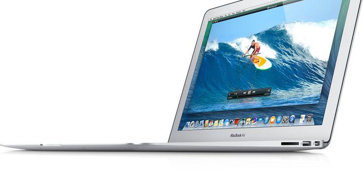 Apple - MacBook Air 126GB